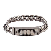 Stainless Coaster Bracelet 8.5 In., , jrcigars