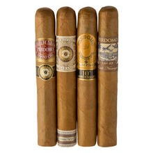 Perdomo 4-Pack Humidified Connecticut Sampler, , jrcigars