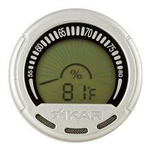 Xikar Digital Gauge Hygrometer, , jrcigars