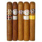Monte Lovers 5-Cigar Sampler, , jrcigars