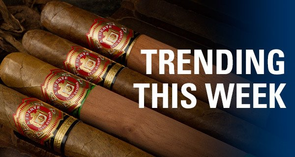 Hot Cigars That Are Trending This Week