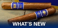 Check out the newest premium cigars!