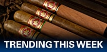 See what cigars are hot with other customers this week!